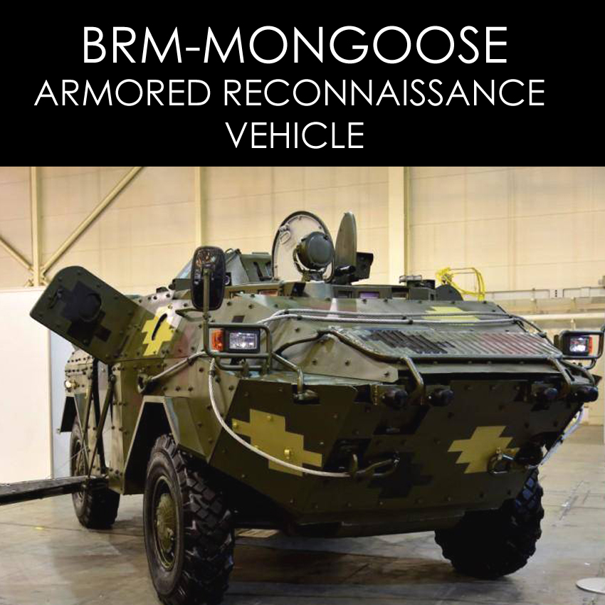 BRM-MONGOOSE