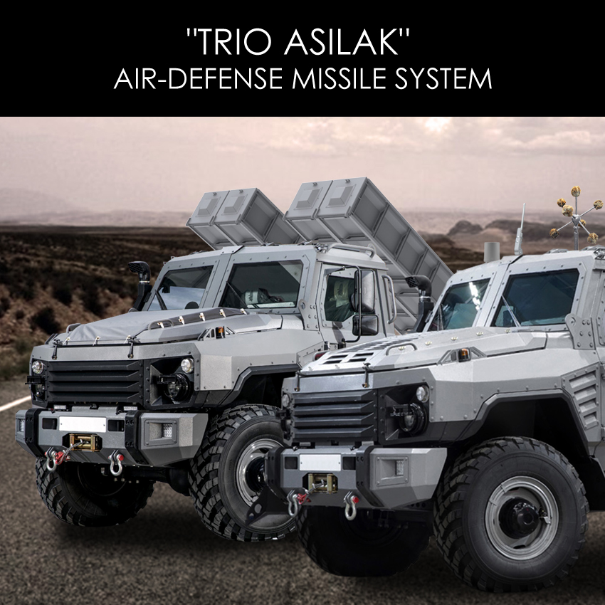 TRIO ASSILAK